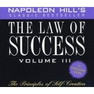 The Law of Success, Volume III: the Principles of Self-Creation[ Audiobook, CD, Unabridged] [ Audio CD] Napoleon Hill (Author) , Mario Rosales (Reader)