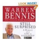 Still Surprised: A Memoir of a Life in Leadership[ Audiobook, Unabridged] [ Audio CD] Warren Bennis (Author) , Erik Synnestvedt (Reader)