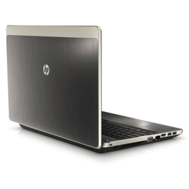 HP 4530S Probbok (BOM53PA),  anodized aluminium