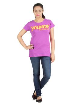 YMF / OKTOBERFEST TEE, m,  purple