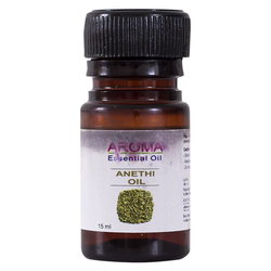 Healthvit Anethi Oil (suva tel, Dill Oil) 15ml