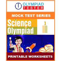 Class 1 Science Olympiad - Mock test series