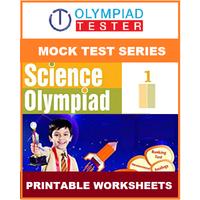 Class 1 Science Olympiad - Mock test series