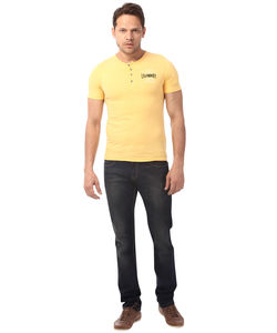 T SHIRT,  yellow, xxl/44 cm, s15rfp7088