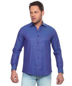 Shirt, l/40 cm,  blue, s16pls1815