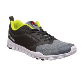 Reebok super flex Sport shoes, oal/dust/slp yllw/w, 8
