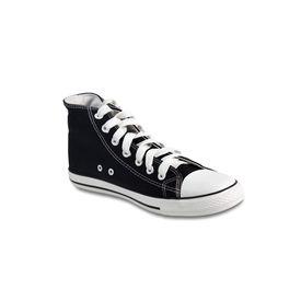 Romanfox-black-casual-sneaker-shoes-One Year Exchange Warranty, black, 10