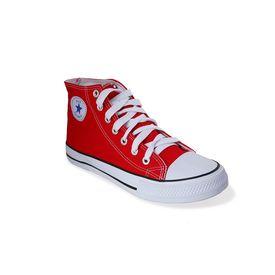 Romanfox RedCasula-Sneaker, 11, red