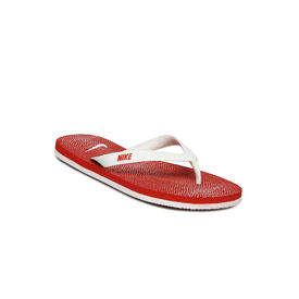 NIKE AQUASWIFT THONG PRT, red, 7