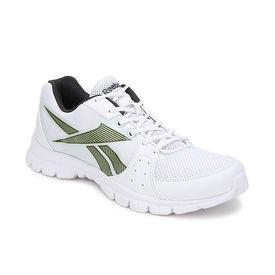 reebok superrun, white gravel, 7