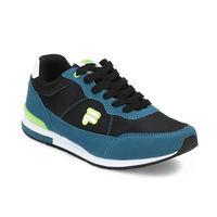 Fila Black Jogger Shoes, black, 10
