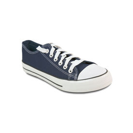 Romanfox casual sneaker shoes, blue white, 9