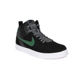 Nike liteforce 3rd mid, black gorge green, 7