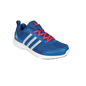 Adidas Yking M, 7, blue net gref cor red