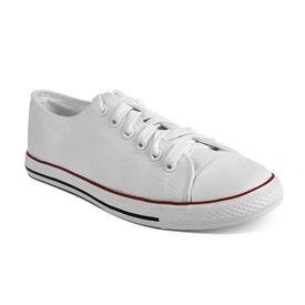 Romanfox-White-casual-sneaker-shoes-One Year Exchange Warranty, white, 7