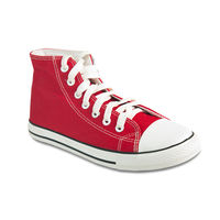 Romanfox-Red-casual-sneaker-shoes-One Year Exchange Warranty, red, 9