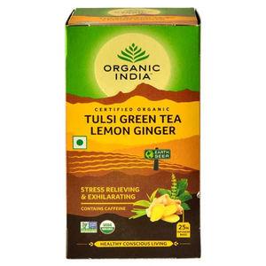 Lemon Ginger Tea, 25b