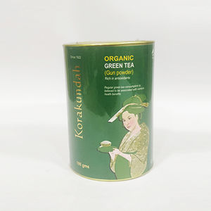 Green Tea Can, 100 gms