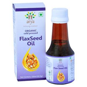 Flax Seed Oil, 200 ml