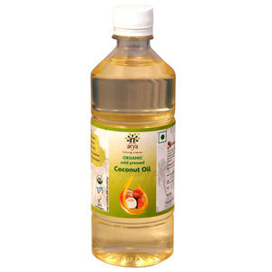 Coconut Oil Edible, 500 ml