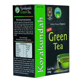 Green Tea, 100 gms