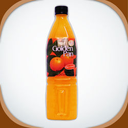 Golden Pan - Orange Drink