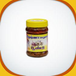 Krishna Garlic Pickle, 300 grms