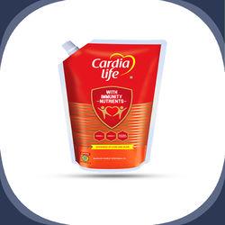 Cardia Life (Edible Vegetable oil), 1 ltr