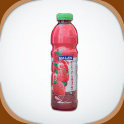 Mala's Strawberry Crush, 1 ltr
