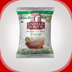 India Gate Basmathi rice (Dubar) 1 Kg