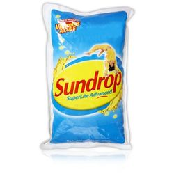 Sundrop sunflower oil, 1 ltr