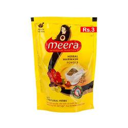 Meera Herbal Hair wash powder