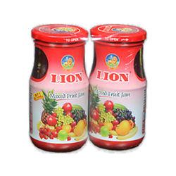 LION Mixed Fruit Jam, 250 grms
