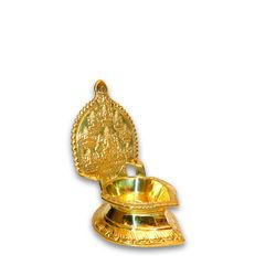 "Ashtalakshmi Lamp (Height-7 1/2"" , Weight-810 Grms, Diameter-3 1/2"" )"