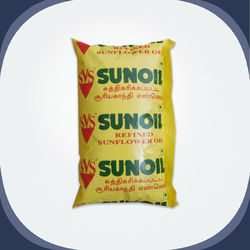 SVS Sunflower oil, 1 ltr