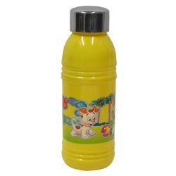 Yellow colour Water Bottle, 500 ml, single piece