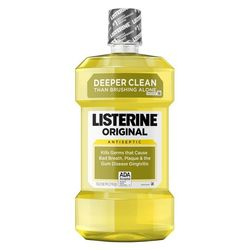 Listerine Original Mouth wash, 80 ml