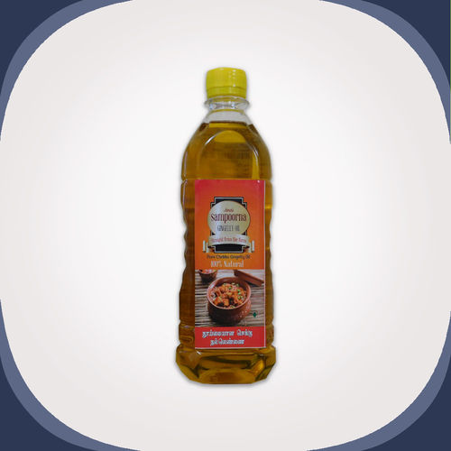 Sampoorna Gingelly oil, 1 ltr