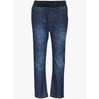 United Colors of Benetton Trouser,  blue, 4-5 y