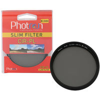 Photron CIR-PL 82mm CPL Filter, Slim