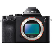 Sony ILCE 7R (Body) Mirrorless Camera