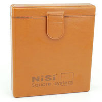 Nisi Square Leather Box (150x170mm)