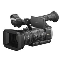 Sony HXR-NX1 Professional Video Camera