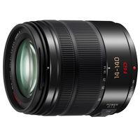 Panasonic Lumix G Vario 14-140mm f/3.5-5.6 ASPH. POWER O. I. S. Lens (Matte Black)