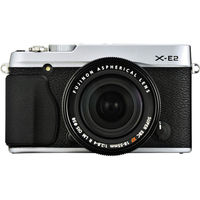 Fujifilm X-E2 (18-55mm) Mirrorless Camera - Silver