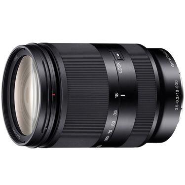 Sony E 18-200mm F3.5-6.3 OSS LE Lens