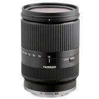Tamron B011 18-200mm f/3.5-6.3 Di-III Lens for Sony NEX