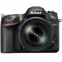 Nikon D7200 (18-105mm) DSLR Kit