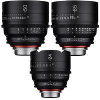 Rokinon 3 Lens Kit