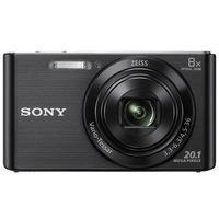 Sony Cybershot DSC-W830, black